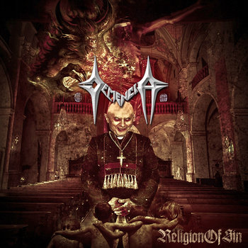 Religion of sin cover art