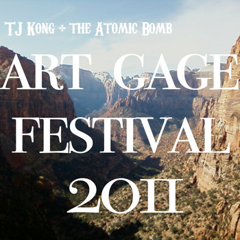 Art/Gage Festival 2011 cover art