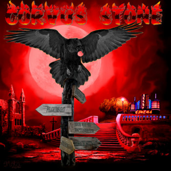 Corvus Stone cover art
