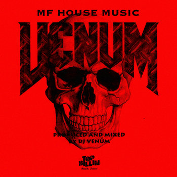 MF House Music EP cover art