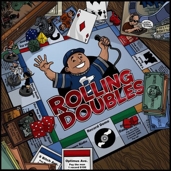 Rolling Doubles cover art