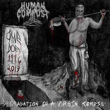 Degradation of a Virgin Corpse (EP) cover art