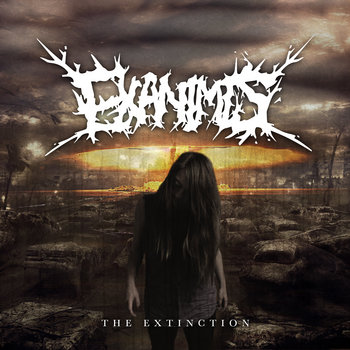 The Extinction EP cover art