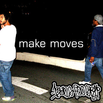 Make Moves EP cover art