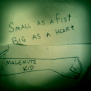 NEW SONG!!! Small as a fist Big as a Heart cover art