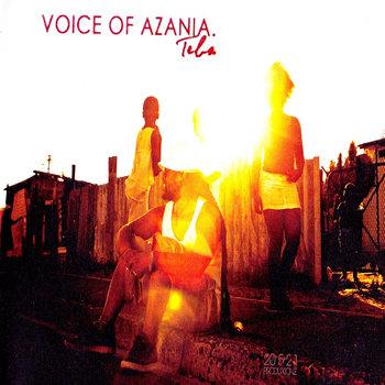 Voice Of Azania cover art