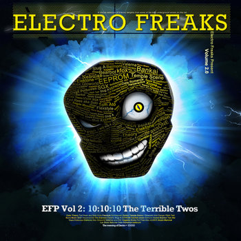 EFP Vol 02: 10:10:10 The Terrible Twos cover art