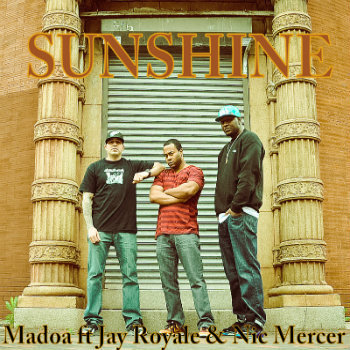Sunshine featuring Jay Royale &amp; Nic Mercer cover art