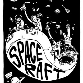 Space Raft (Live on WMSE) cover art