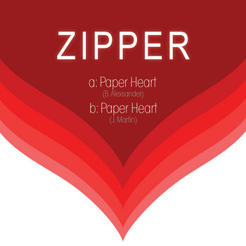 Paper Heart b/w Paper Heart cover art