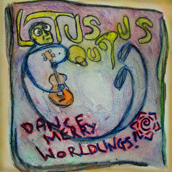 Dance Merry Worldlings! cover art