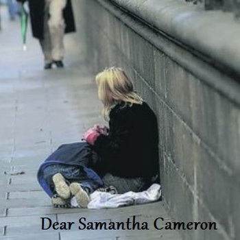 Dear Samantha Cameron cover art