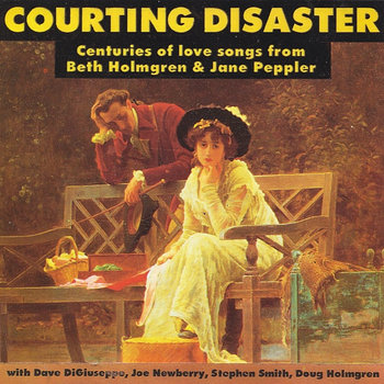 Courting Disaster: Centuries of failed love songs cover art