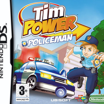 Tim Power (DS) cover art