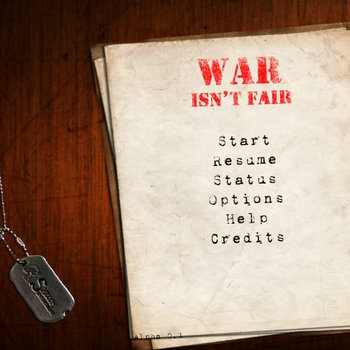 War Isn't Fair cover art