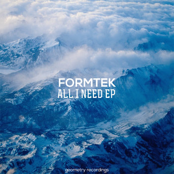 Formtek - All I Need EP cover art