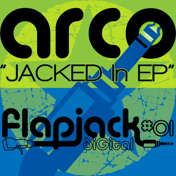 &quot;Jacked In EP&quot; cover art