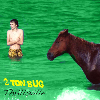 THRILLSVILLE cover art