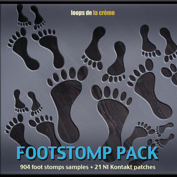 FOOTSTOMP PACK cover art