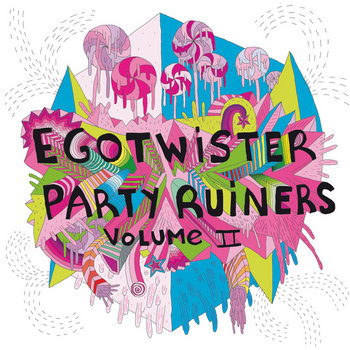 Party Ruiners vol.2 (CD) cover art