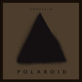 "CONFIELD - Polaroid [Single 7""] (sold out) cover art"