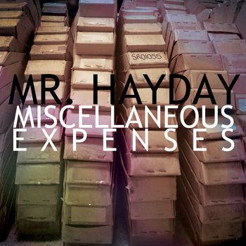 Miscellaneous Expenses EP cover art