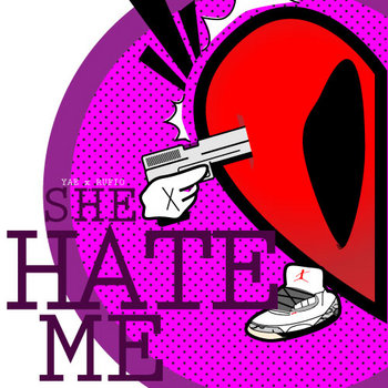 She Hate Me EP cover art