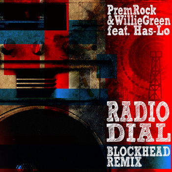 Radio Dial Blockhead Remix cover art