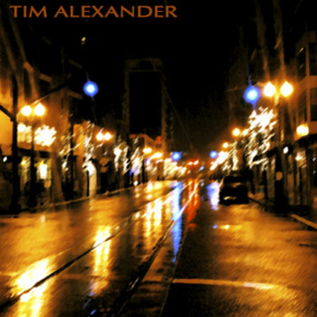 Tim Alexander cover art