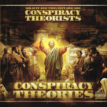 Conspiracy Theories cover art