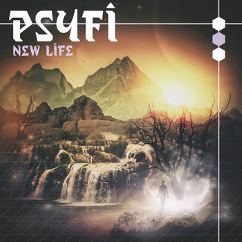 PSY FI - New Life cover art