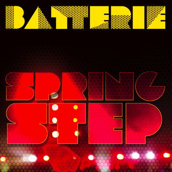 Spring Step cover art