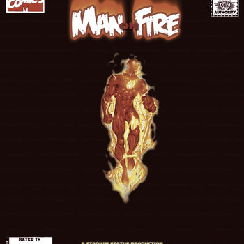 Man On Fire (Songwriting/Production Demo) cover art