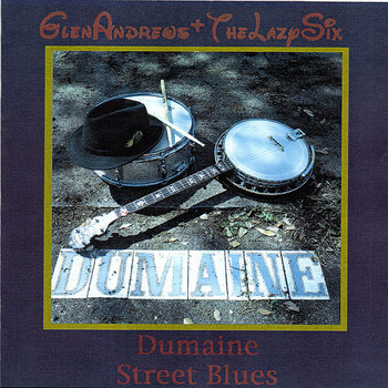 Dumaine St Blues cover art