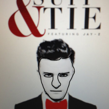 Suit & Tie (Dowdy remix) cover art