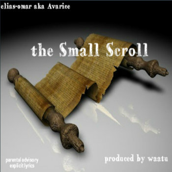 The Small Scroll cover art