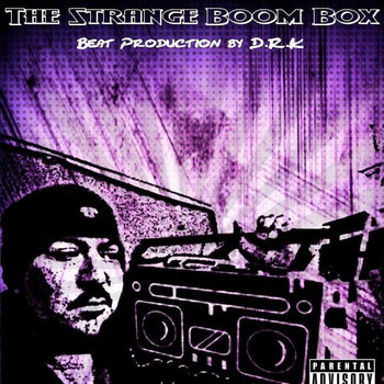 8000 Feet Productions and Envador Recordz Present: The Strange BoomBox (EP) cover art