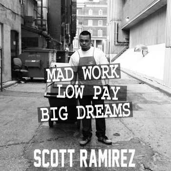 Mad Work, Low Pay, Big Dreams cover art