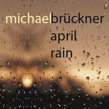 April Rain (live improvisations) EP cover art