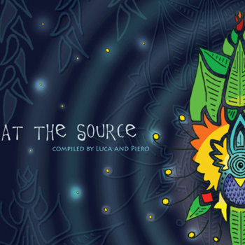 At the source - V.A. (La magica Boutique) cover art