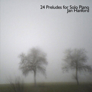 24 Preludes for Solo Piano cover art