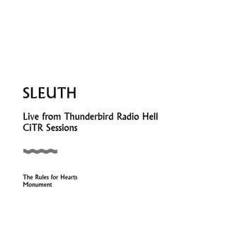 Live from Thunderbird Radio Hell cover art