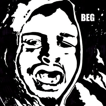 Beg - S/T CD-R cover art