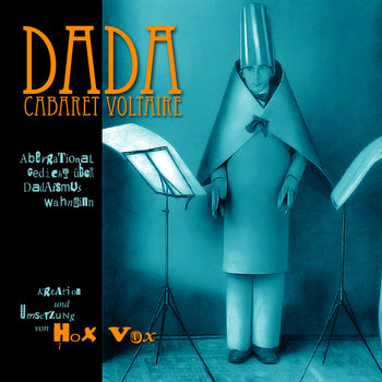 Dada (Cabaret Voltaire) cover art
