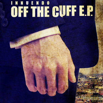 Off The Cuff EP cover art