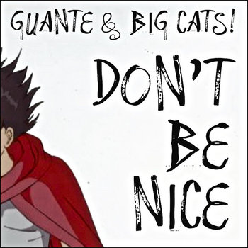 Don't Be Nice cover art