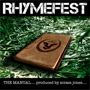 The Manual (mixtape) cover art