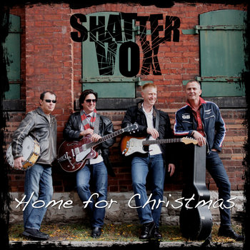 Home for Christmas EP cover art