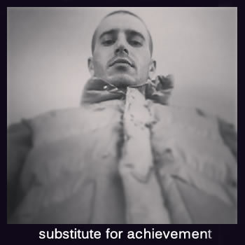 substitute for achievement cover art