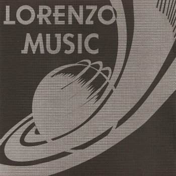 Lorenzo's Music EP cover art